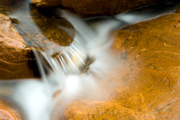 Water and Rocks, Pine Creek, Zion National Park
