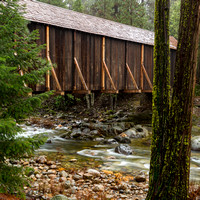 Wawona Covered Bridge 1