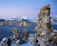 Tufa Towers and the Sierras