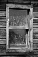Shakespeare Ghost Town Window