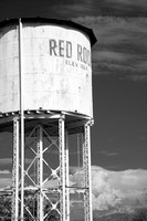 Red Rock Water Tower